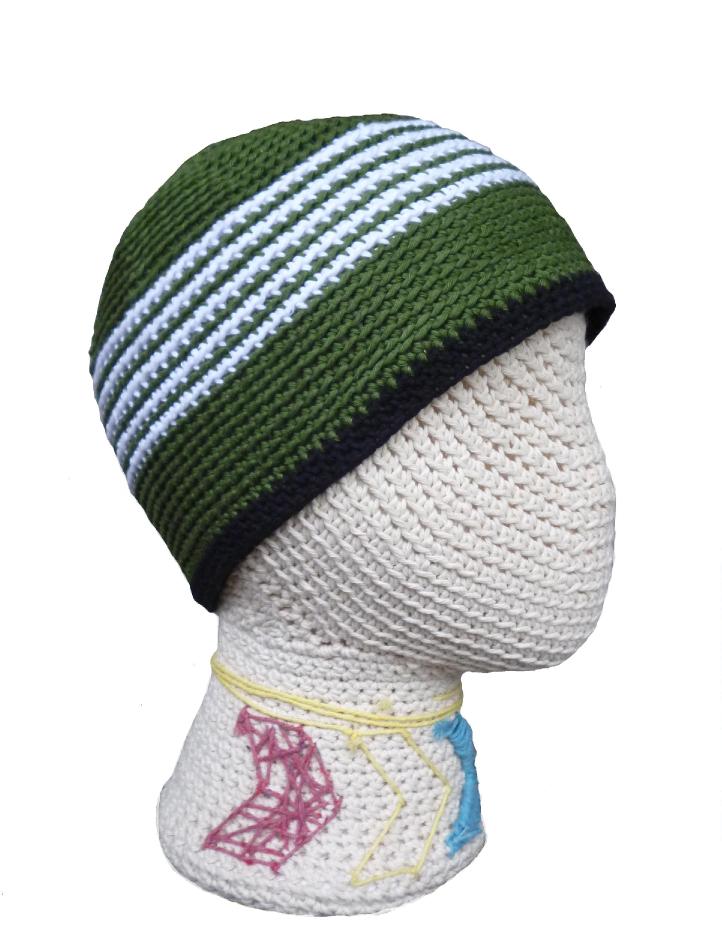 Pasamontañas en crochet | www.facebook.com/artevivonatural ...