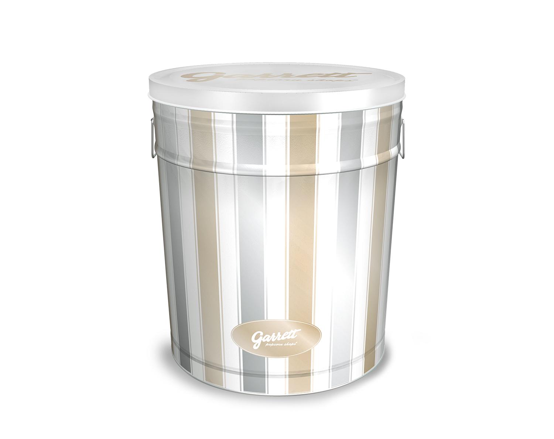 6.5 Gallon Garrett Signature Platinum | Garrett Popcorn Tins ...