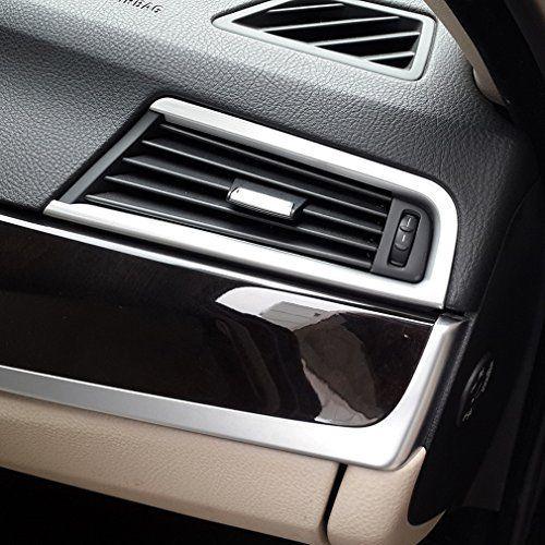 Intérieur de voiture décoratifs ABS Chrome Climatisation Outlet ...