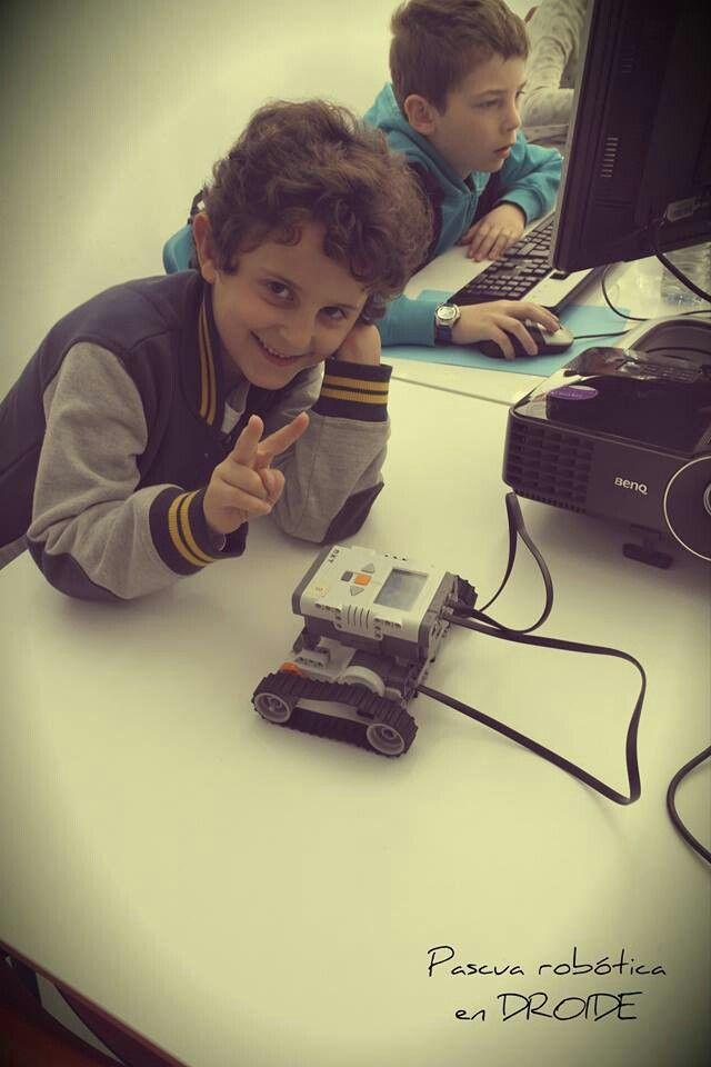 Pascus robot Mindstorms