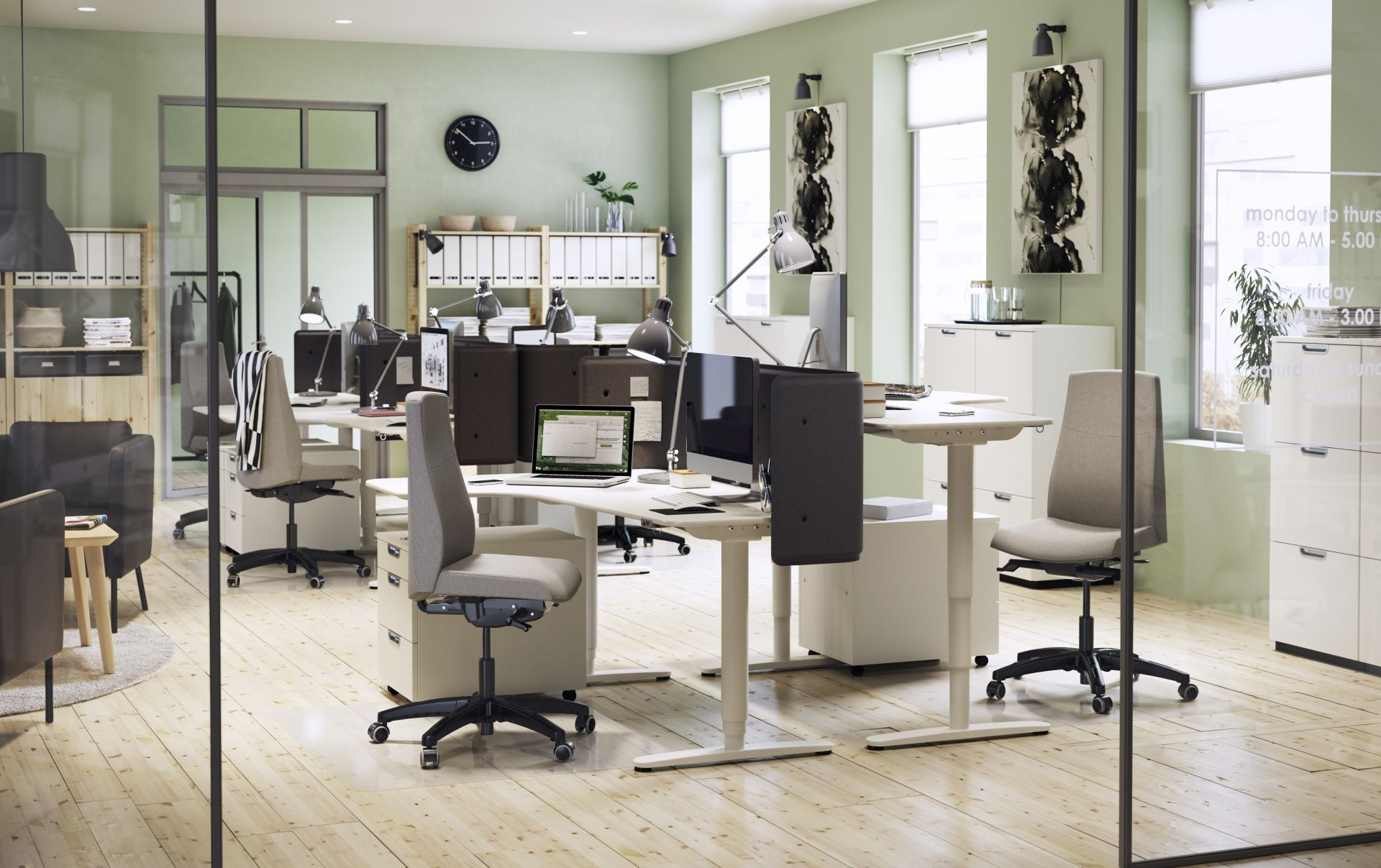 Captivating Image Result For Ikea Office Furniture