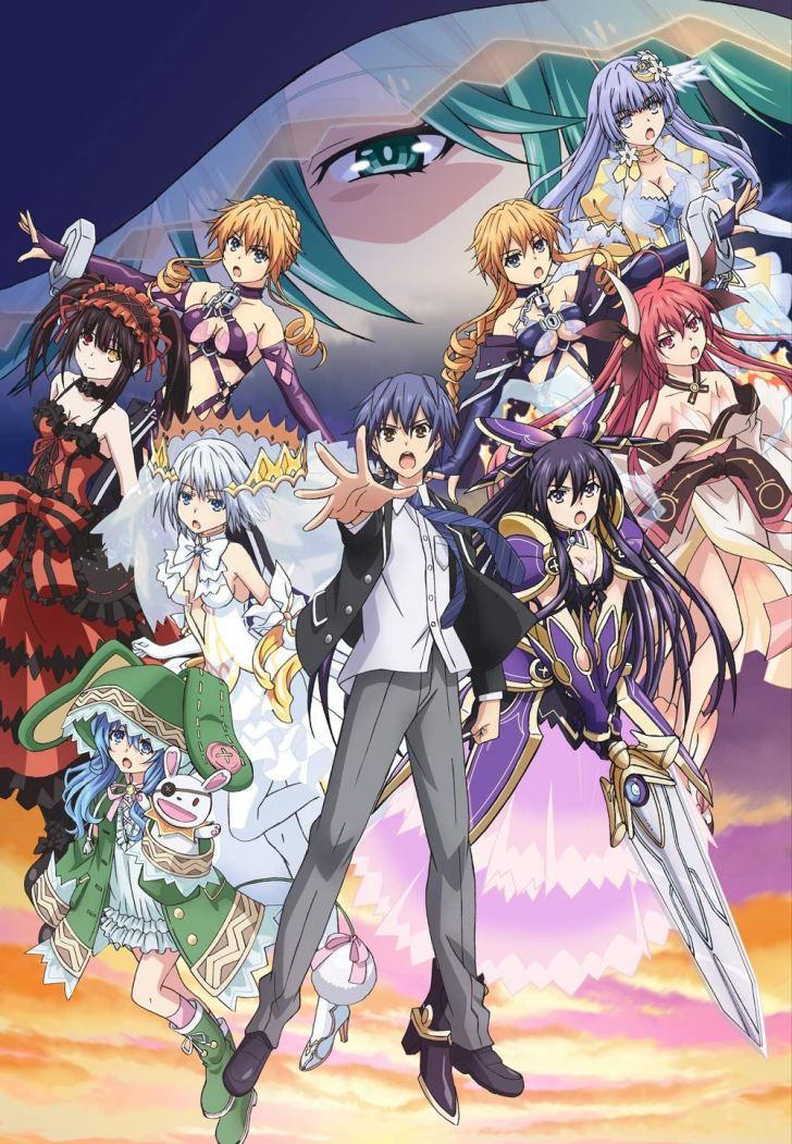 Ghim của Nam Lehai trên Tin tức Anime trong 2019 Anime