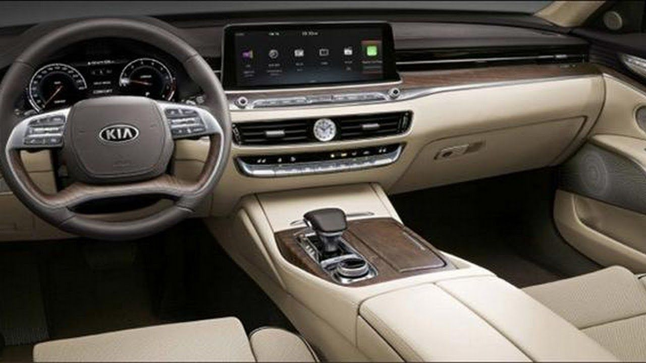 2019 Kia K900 Interior Exterior It S Back And Better Looking Kia Big Girl Toys Nissan Electric