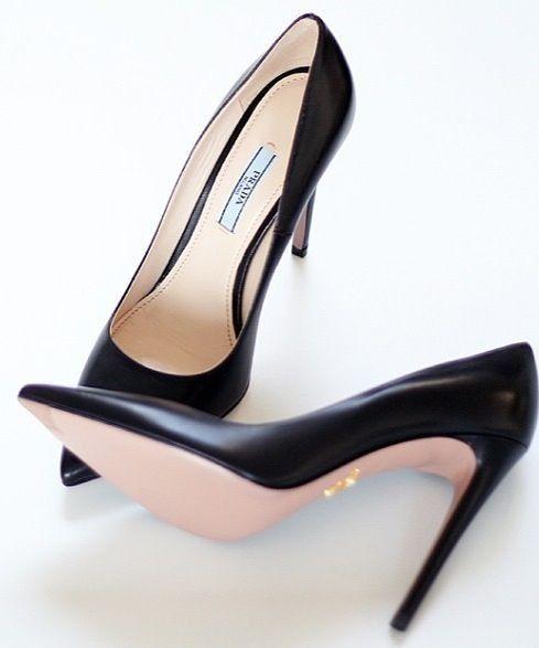 a1037f680af5a Prada Stilettos | Rock Your Stilettos in 2019 | Shoes, Heels, Fashion