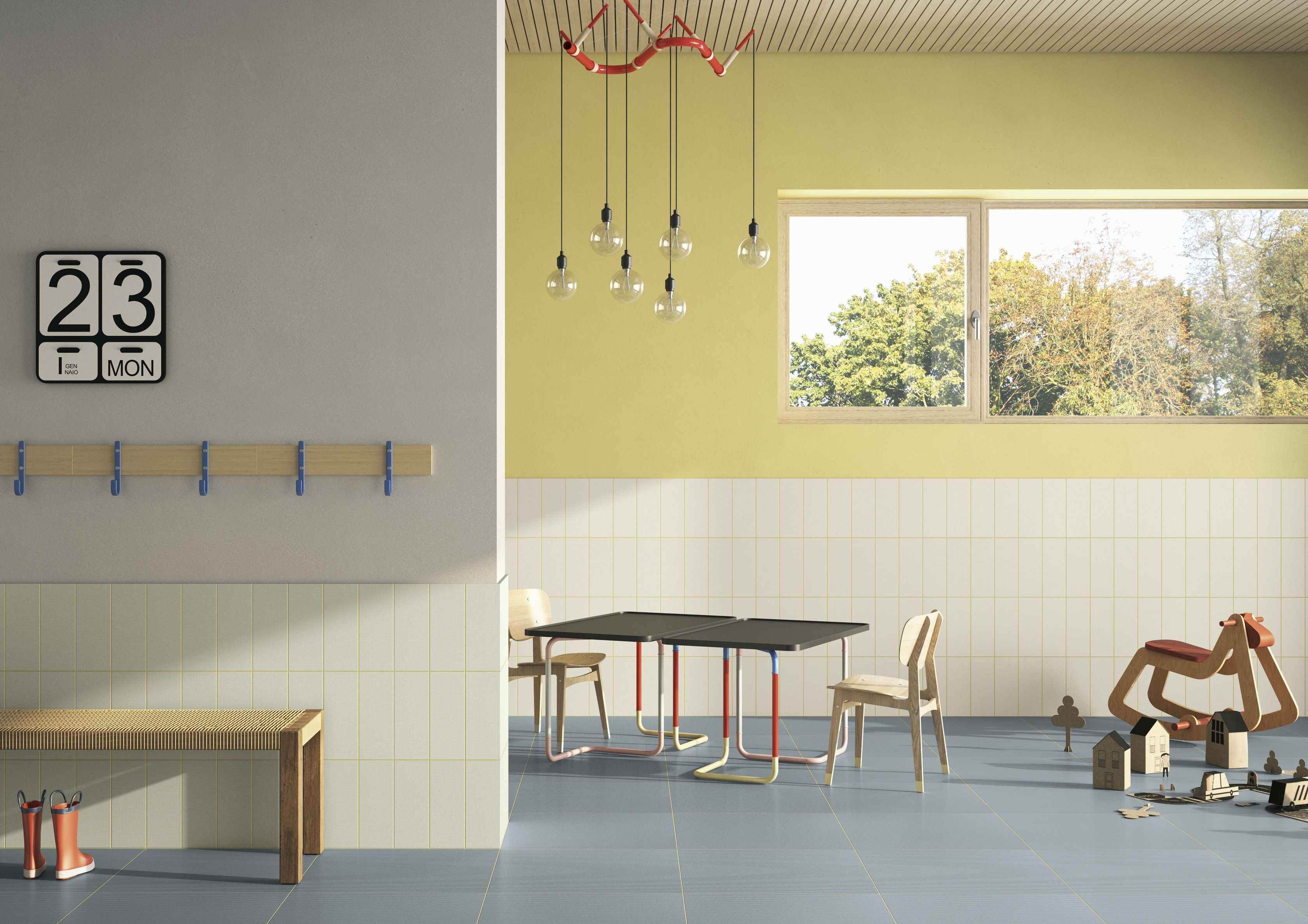 Ceramica Vogue GRAPH glazed stoneware wall/floor tiles for bathrooms ...