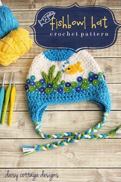 Letras e Artes da Lalá: gorro para bebê | crochet | Pinterest ...
