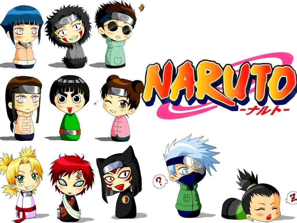 Chibi Became An Art In The New Ages As All Anime Movies And Series Now Can Be Displayed Styles So For Naruto Characters They Have