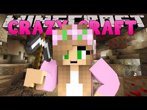 Minecraft Crazy Craft 3 0 Little Kelly Transformer Little Kelly Kelly Crafts