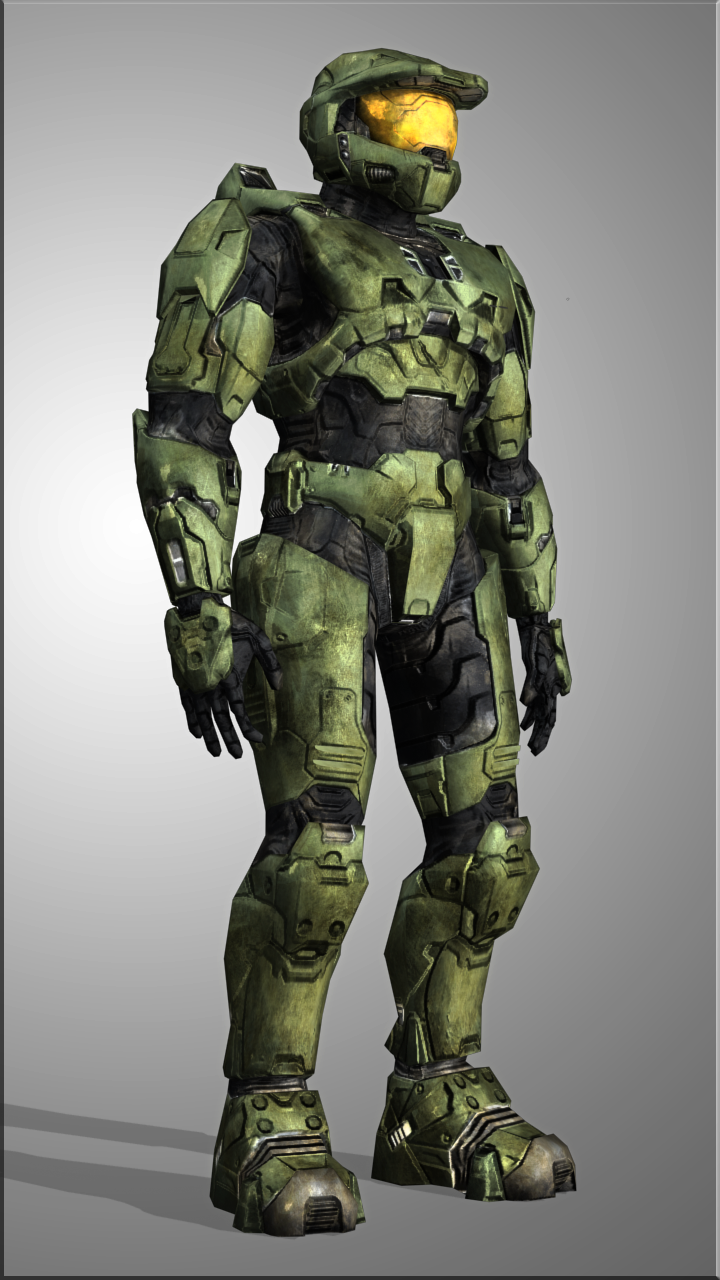 HALO Master Chief Mark VI | HALO | Halo master chief, Halo 3, Halo armor