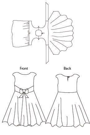 Amaryllis Dress Wraps, Products and Slate