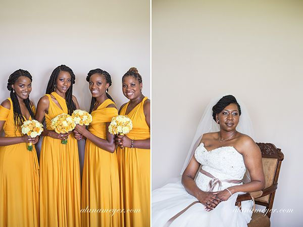 Johannesburg Wedding Photographer South African Weddings Bridesmaids And Bride