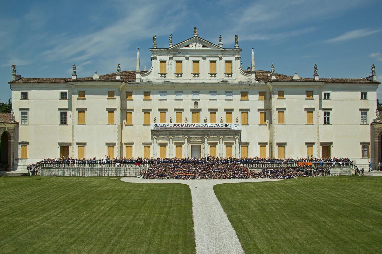 Villa Manin Friuli House styles, Mansions, Villa