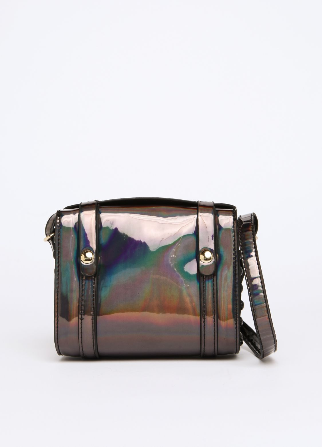 Abyss Purse in holographic material