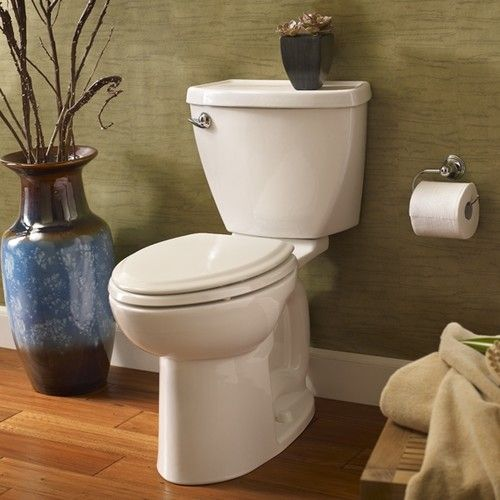 American Standard Cadet 3 Flowise Elongated Toilet 10 Rough