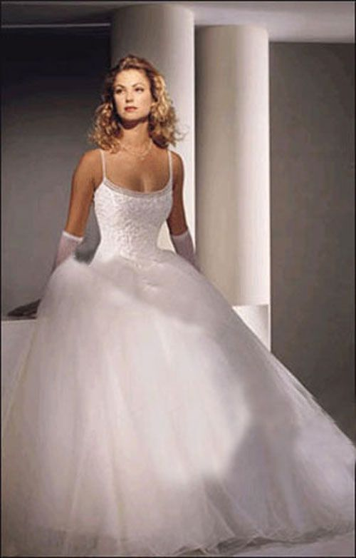 Western wedding dresses ball gowns | That day of bliss ...