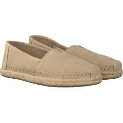 Photo of Alpargatas Toms Alpargata 10013481 Beige Mujer Toms