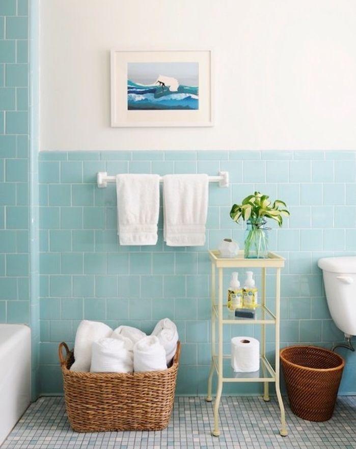 37+ Deco salle de bain vert d eau trends