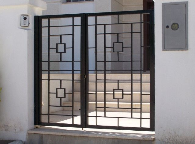 Attractive Decorative Metal Garden Gates   Interesting Ideas For Home