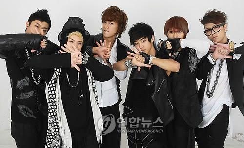 Beast Band Beast South Korean Band Korean Bands Bad Girl Beast