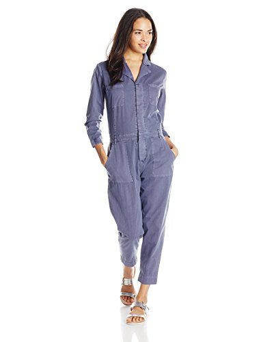 Volcom Junior's Stand Up One Piece Jumpsuit, Vintage Navy, Large Volcom http://www.amazon.com/dp/B00OWDCCPM/ref=cm_sw_r_pi_dp_bVYawb1876E95