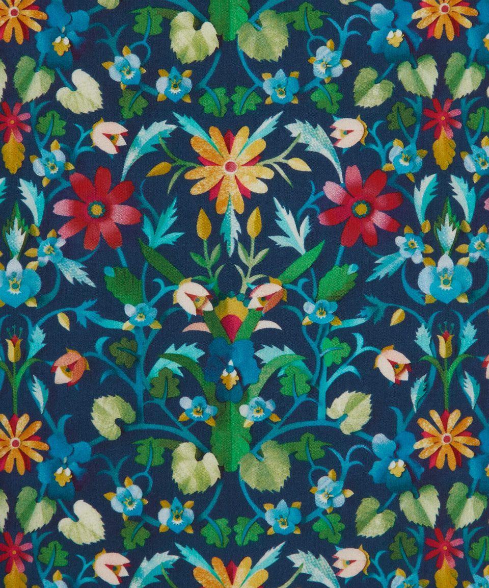 Liberty Art Fabrics Windrush Tana Lawn Cotton