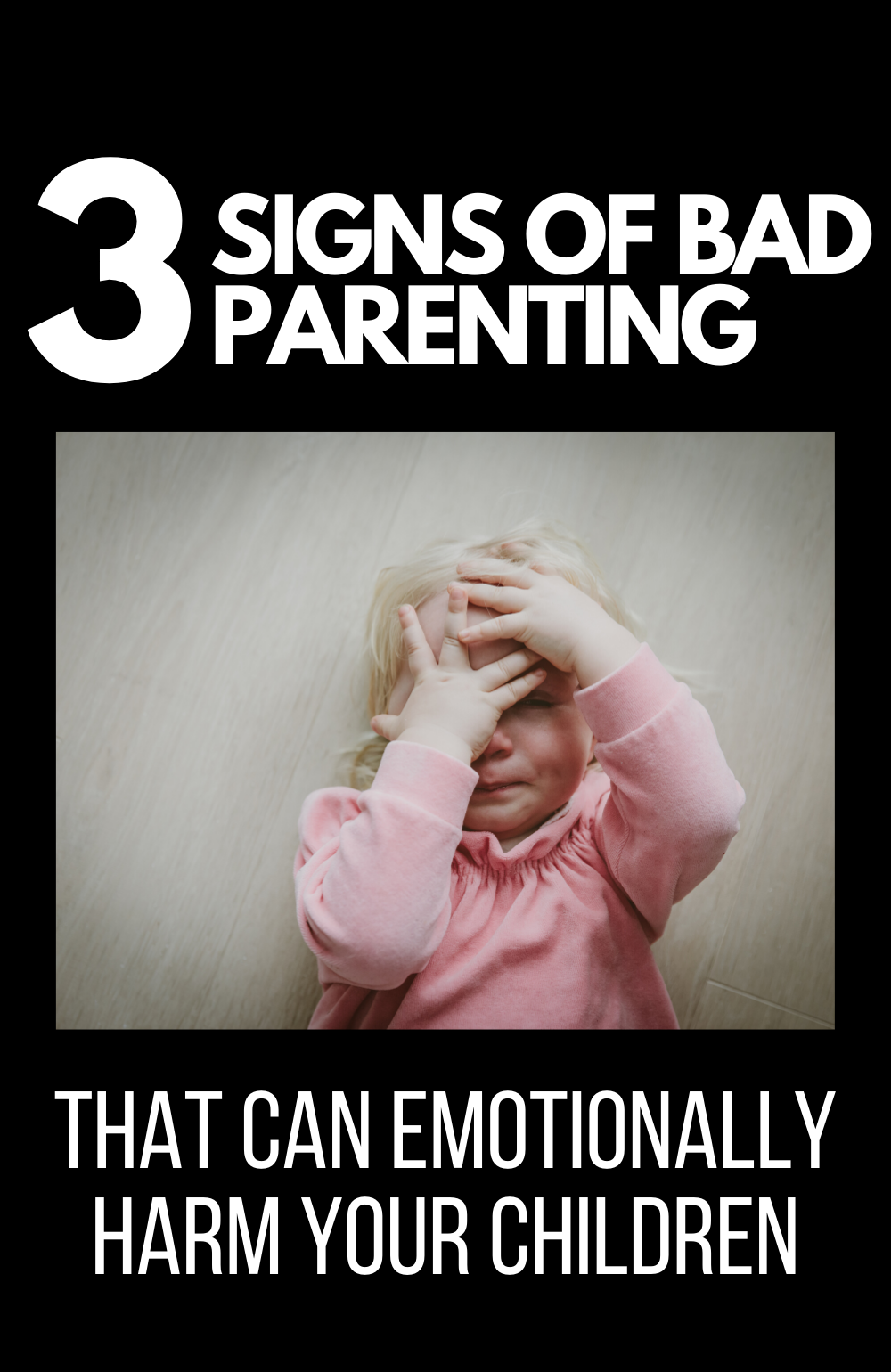Photo of 3 parent mistakes that could negatively affect your relationship with your children – Word from the bird