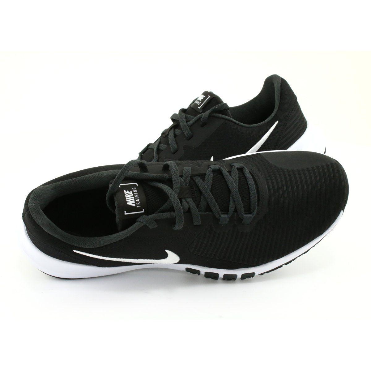 Buty Nike Flex Control 4 M Cd0197 002 Biale Czarne Nike Flex Dc Sneaker Nike