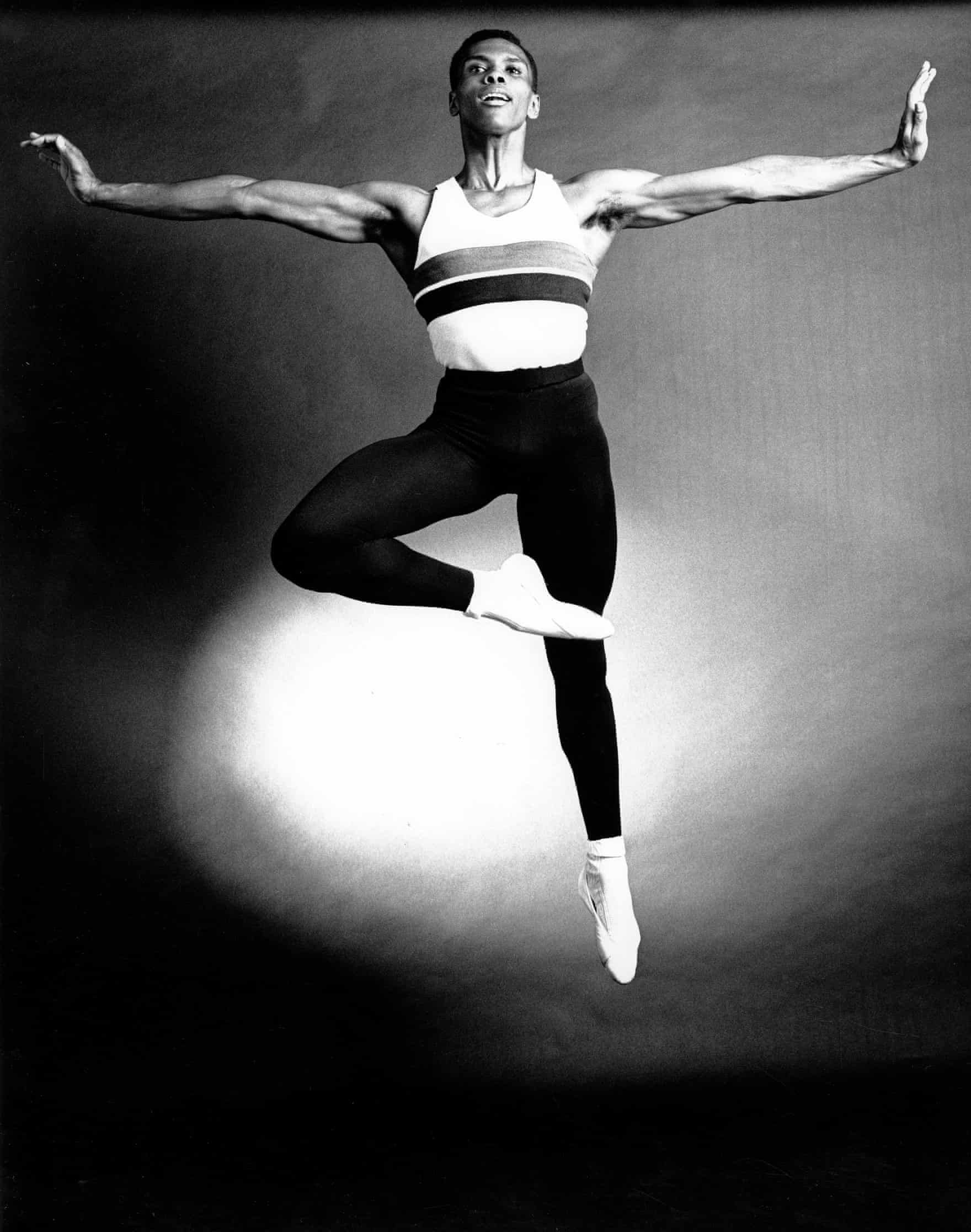 Pioneering Ballet Dancer Arthur Mitchell A Life In Pictures