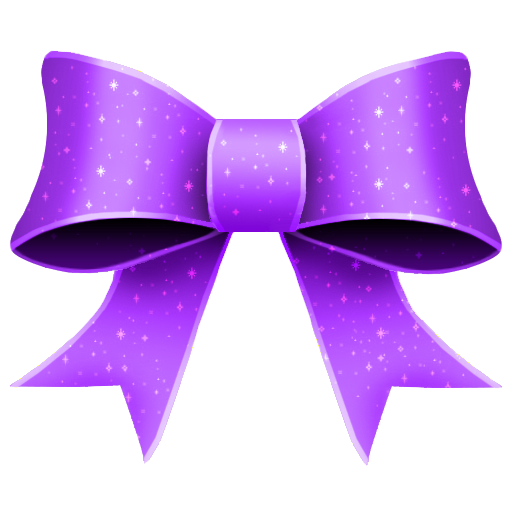 Purple Ribbon Png Image Ribbon Png Purple Ribbon Bow Template
