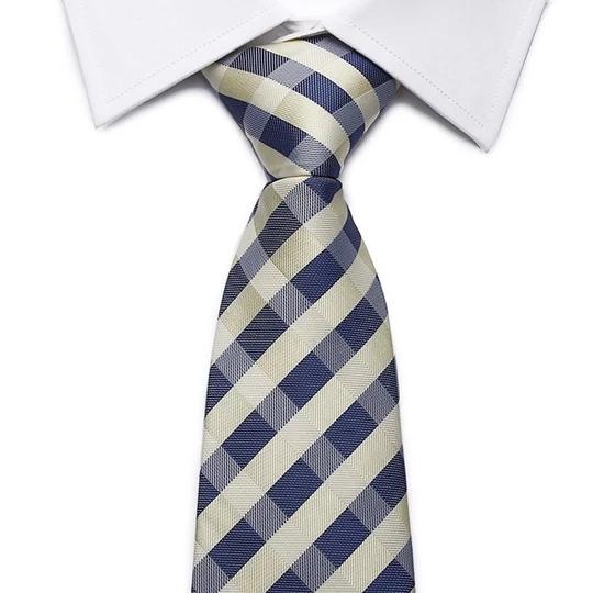 Wedding Men/'s Tie Plaids /& Striped Skinny Silk Jacquard Woven Party Work Necktie