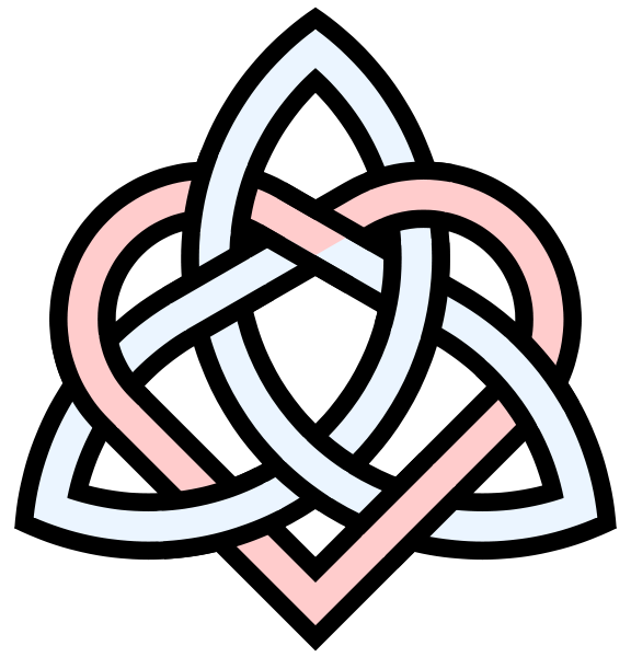 Wiccan Marriage Symbol Symbols Free Download