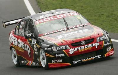 Pwr Greg Murphy 2005 Bathurst 1000 Australian V8 Supercars Super Cars V8 Supercars Australia