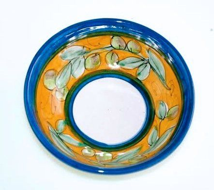 The Copper Olive 100% Original Made in Vietri Italy Hand Made Hand Painted Dinnerware. Highest Quality Italian Vietri Lead Free Ceramics.  sc 1 st  Pinterest & The Copper Olive 100% Original Made in Vietri Italy Hand Made Hand ...