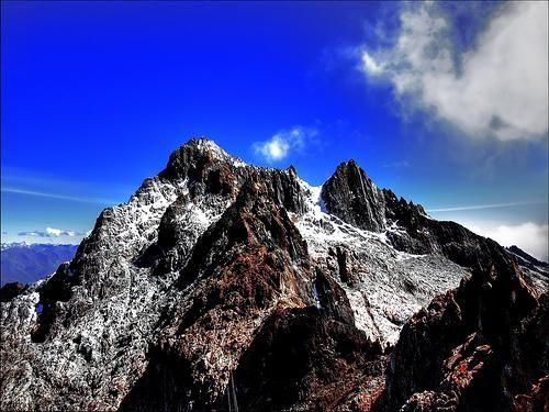 Pico Espejo, Venezuela