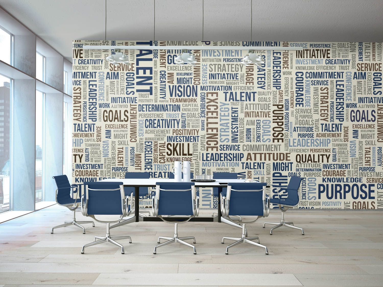 word walls executive blue suede level digital on word wall id=47752