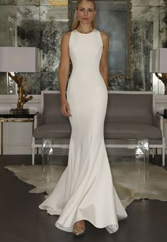 Sleek Modern Wedding Dresses Google Search