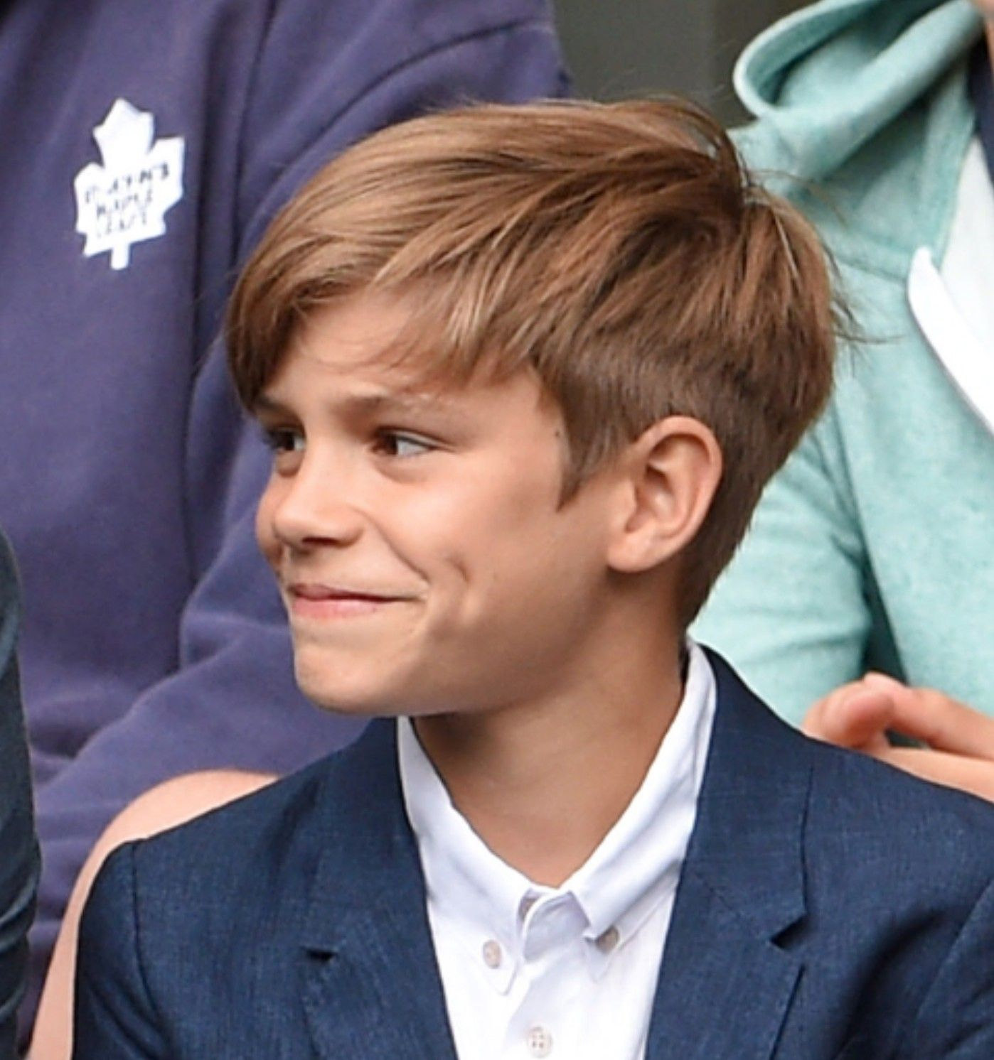 Photo of Romeo Beckham, #hair #boys # fashion #trendy #style, #HairCut