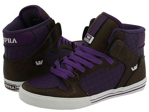 Adidas Shoes High Tops Purple