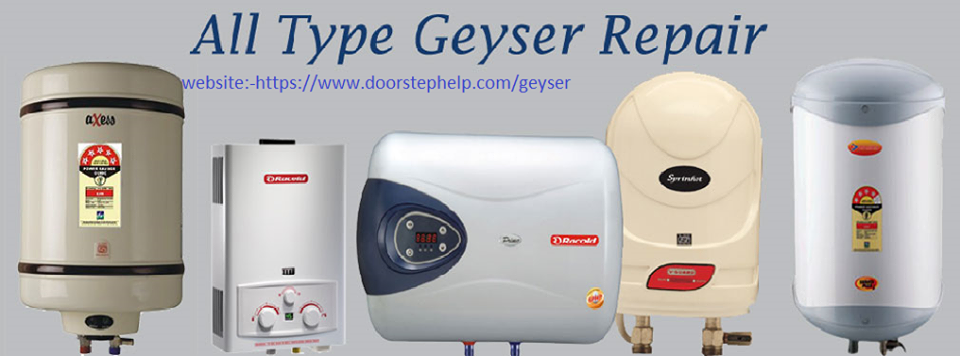 Professional Geyser Repair Services If You Are You Looking For