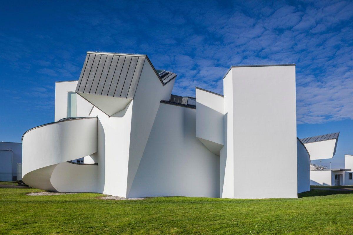 **Vitra Design Museum, by Frank Gehry (Weil am Rhein, Germany)**