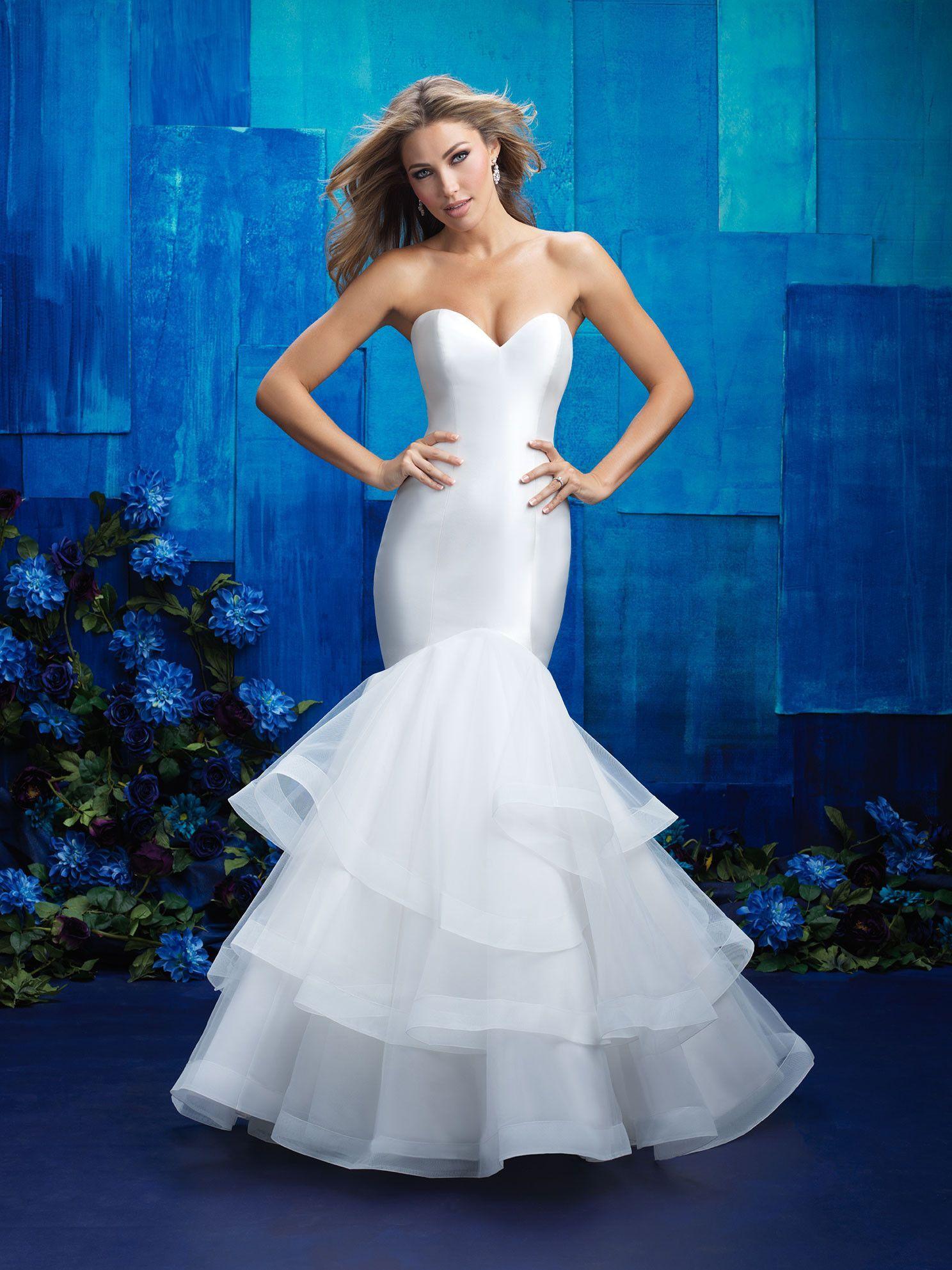 Wedding dresses fresno  Allure Bridals   Wedding Dresses I Love