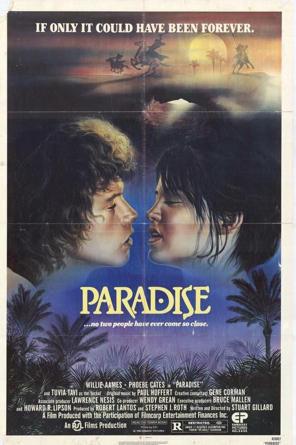 Paradise , starring Melanie Griffith, Don Johnson, Elijah Wood, Thora Birch. Melanie Griffith and Don Johnson (at the time married to each other) play Lily and Ben Reed, a young couple torn apart by a family tragedy... #Drama