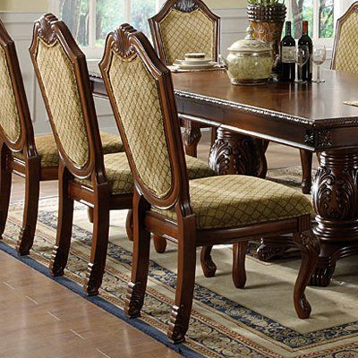 Furniture Of America Cm3005sc 2pk Napa Valley Side Dining