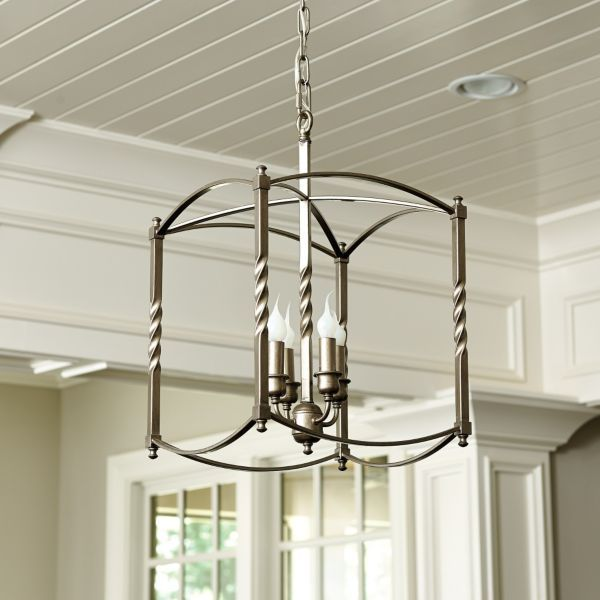 Pottery Barn Carriage Lamp: Carriage House Chandeliers