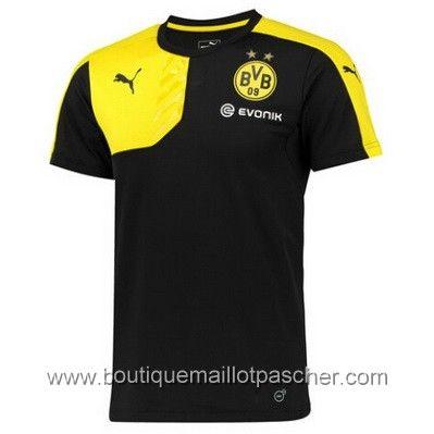 Maillot entrainement Borussia Dortmund noir