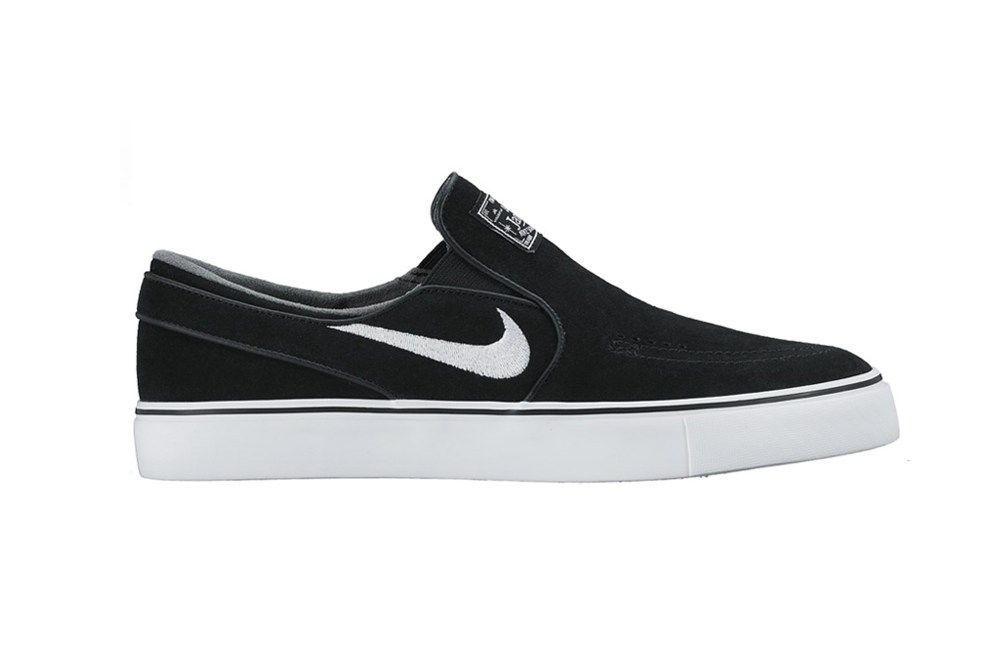 The Nike SB Zoom Stefan Janoski Gets More Laid Back with the New