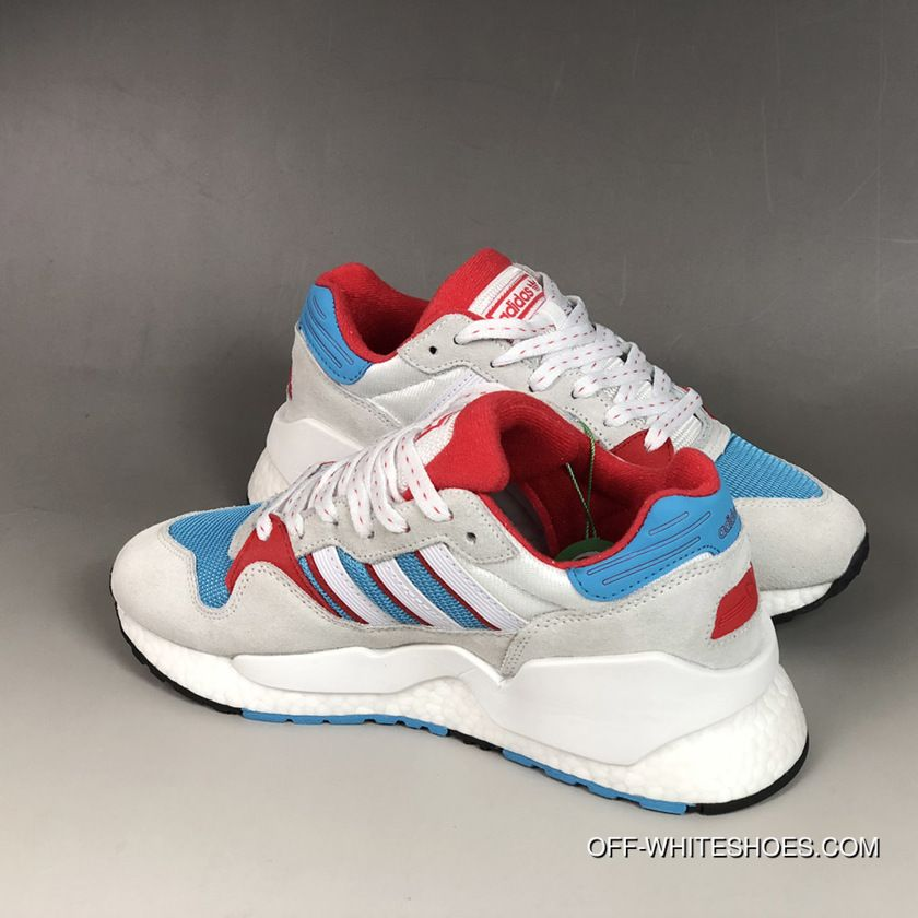 c4a74bba1ddc Women Men Adidas EQT Zx White Grey Teal Red New Release in 2019 ...