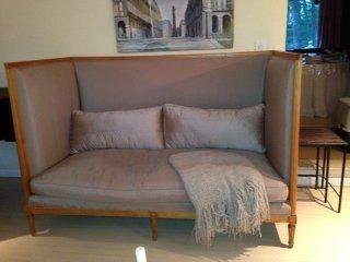 Louis XVI Day Bed/ Sofa —