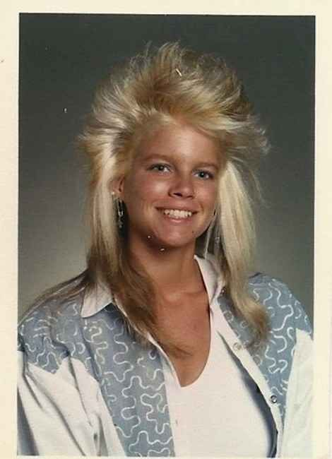 25 Photos Of 80s Hairstyles So Bad They Re Actually Good