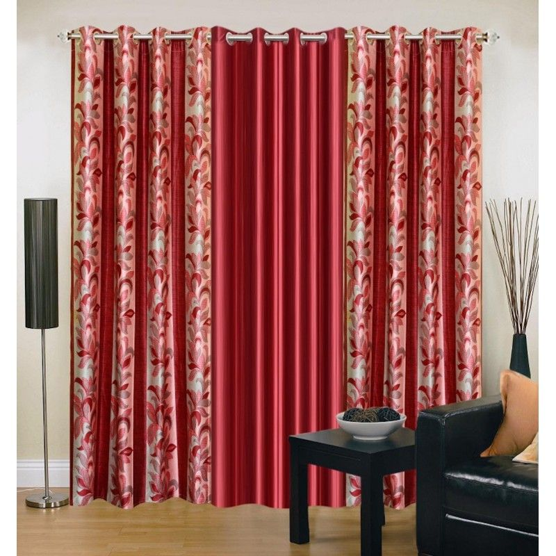 Shop Premium Designer Readymade Curtains For Large Windows Online